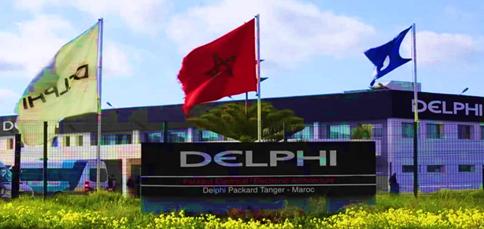 Delphi Aptiv recrute Techniciens en Informatique